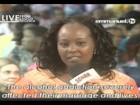 SCOAN 17/08/14: Deliverance From Alcohol Addiction, Emmanuel TV