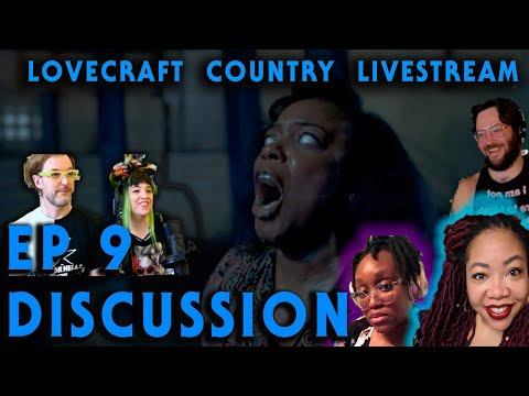 """Lovecraft Country Thursday Livestream // S1x9 """"1921 rewind with Maria and De Ana !!"""