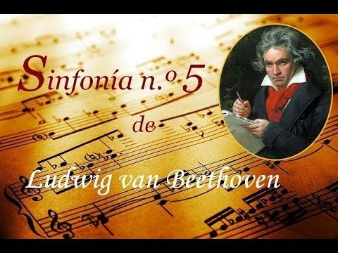 · Beethoven · Sinfonía n.º 5 · Completa.