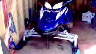 6. Nice sound from a Yamaha Rx1 Snowmobile