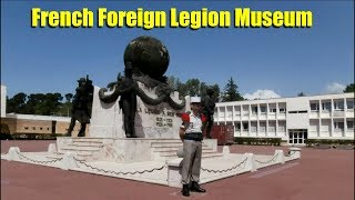 Aubagne France  city photos gallery : French Foreign Legion. The historical museum in Aubagne. 2013