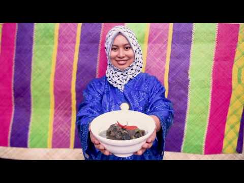 Tiyula Itum, A Tausug Beef Stew With Burnt Coconut | Nolisoli Culture