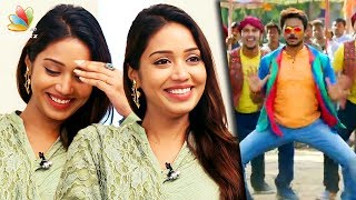 Nivetha Pethuraj and Udhayanidhi Stalin joined us in a fun interview where they talked about their upcoming movie together, a few personal tidbits, shooting with Soori and more! Watch the exclusive NOW on IndiaGlitz! Podhuvaga Em Manasu Thangam is a 2017 upcoming Tamil  action comedy film written and directed by Thalapathy Prabu, starring Udhayanidhi Stalin, Nivetha Pethuraj, Parthiepan and Soori.Click the below link and subscribe to our Channel for more updates on Tamil Cinema. மேலும் எங்களை ஊக்கப்படுத்த like & subscribe  செய்யுங்கள்.http://www.youtube.com/user/igtamil?sub_confirmation=1