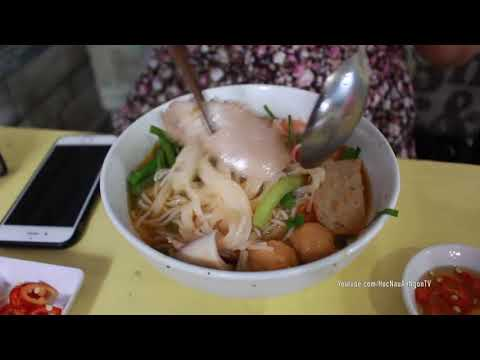 BÚN CAY THÁI 2 THUẬN nổi tiếng quận Gò Vấp