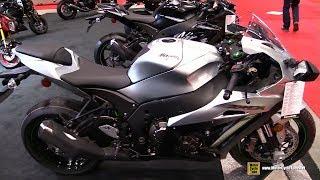 9. 2018 Kawasaki Ninja ZX-10R ABS - Walkaround - 2018 Toronto Motorcycle Show