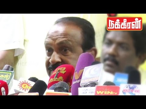 Vaiko-attack-Chandrakumar-DMDK-Internal-Party-Fights