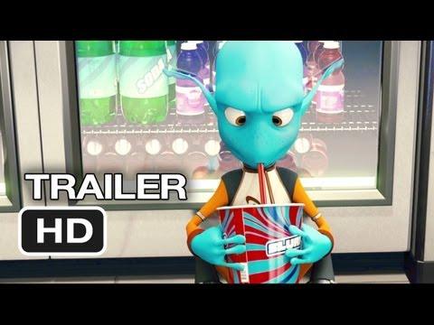 Escape From Planet Earth TRAILER 1 (2013) - Jessica Alba, Brendan Fraser Movie HD