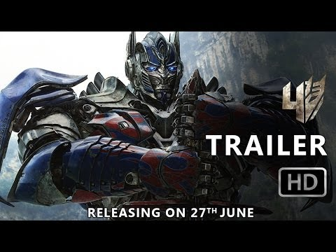 'Transformers: Age of Extinction' Teaser Trailer | 27th June
