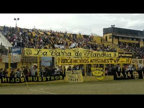 """La 14"", Flandria- Defensores de Belgrano - La Barra de Flandria - Flandria"