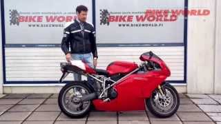 9. Bike World TV esittelee: Ducati 999S vm 2005