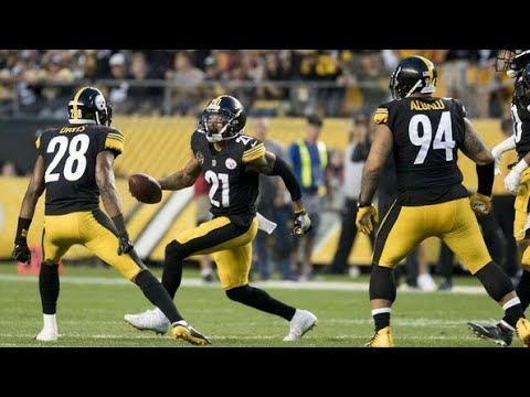 Every Steelers Interception of the 2017 Regular Season | NFL