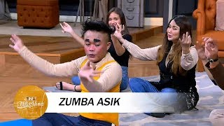 Video Titi DJ Ketagihan Diajarin Zumba sama Pelatih ini MP3, 3GP, MP4, WEBM, AVI, FLV November 2018