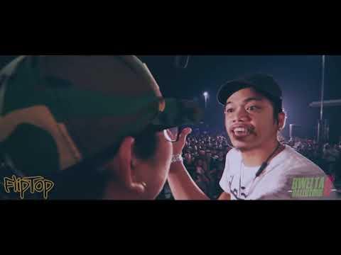 FlipTop - Sixth Threat vs Poison13 @ Isabuhay 2019 Semi-Finals