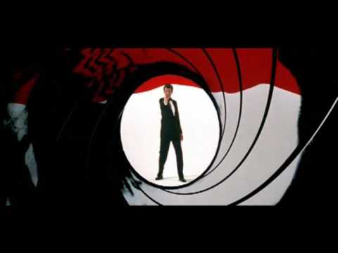 007 - all the intro scenes from the bond movies 1962 - 2006.