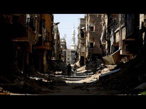 Syrien: Acht Jahre Krieg - ein Land ist am Ende