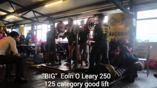 Single Lifts 2016 Squats