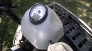 10. 2003 polaris sportsman 600