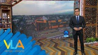 Video ¡Fotos increíbles!: antes y después del sismo y tsunami en Indonesia | Venga la Alegría MP3, 3GP, MP4, WEBM, AVI, FLV Desember 2018