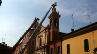 San Giovanni in Persiceto Italy  city photos : San Giovanni in Persiceto (Bologna), sistemazione della chiesa del Crocefisso dopo il terremoto