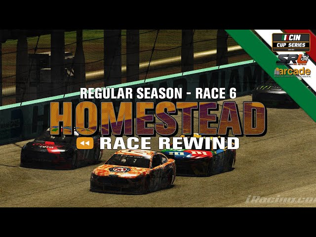 CIN CUP SERIES 2020 Gara 6 DSC Homestead 200