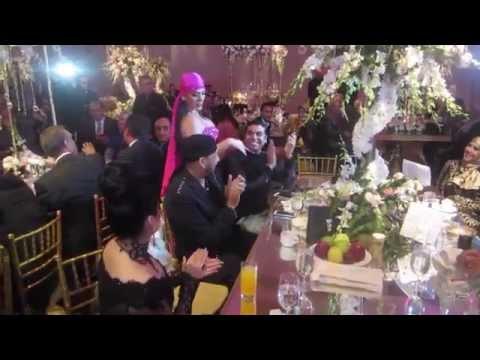Elissar Belly dance/ Saidi dance  Cairo, Egypt Feb. 2015 (видео)