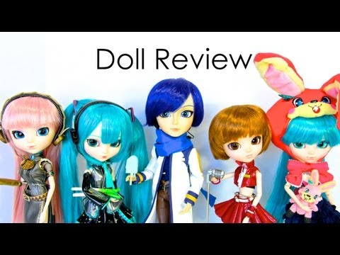 Pullip Dolls Doll Review Pullip Vocaloid