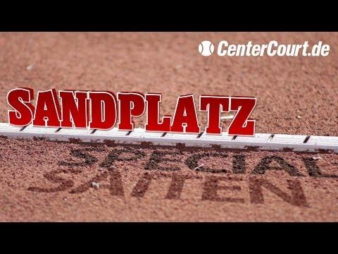 Sandplatz Special Saiten 2014 - 3 Strings im Test