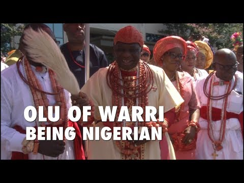 Olu of Warri arrives Virginia for Ugbajo Itsekiri Convention in U.S. | Being Nigerian