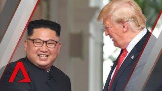 Video Trump-Kim summit: Top 10 moments MP3, 3GP, MP4, WEBM, AVI, FLV Juni 2018