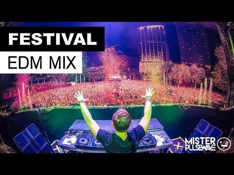 Festival EDM Mix 2017 - Best Electro House Party Music