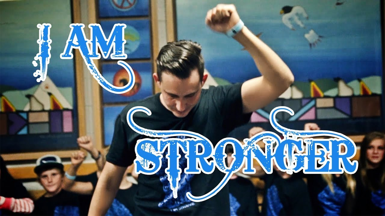 Unkle Adams  – I Am Stronger (Official Anti-Bullying Music Video)