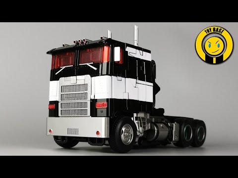 NEMESIS PRIME【Black Optimus Prime】Transformers Bumblebee Movie AoYi Dark Knight LS13B Robot Toys