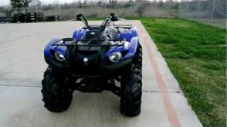 8. 2008 Yamaha Grizzly 700 with EFI and Power Steering!