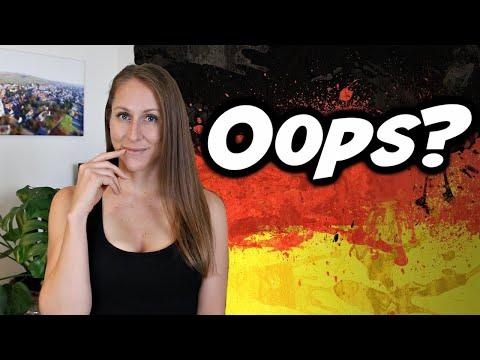 German Words Americans Use Wrong!