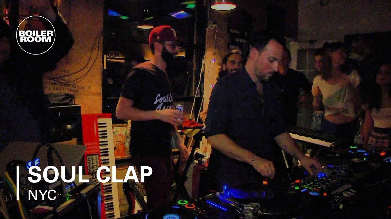 Soul Clap - Live @ Boiler Room NYC 2014