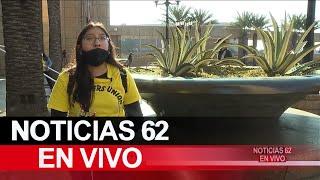 Cientos de personas se reunieron afuera de las oficinas del metro – Noticias 62 - Thumbnail