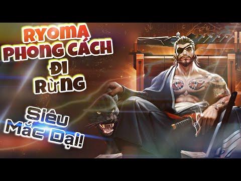 LIÊN QUÂN MOBILE   Ryoma trong tay Funny Gaming Tv đã làm những gì mà khiến Rừng Team Bạn phải AFK? - Thời lượng: 11 phút.