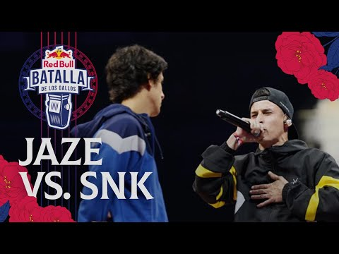 JAZE vs SNK - Octavos | Red Bull Internacional 2019
