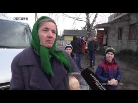 Мовчить закон - говорить зброя: на Поліссі два села воюють за місце видобутку бурштину [ВІДЕО]