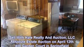 Sell With Hale Auction This Saturday, April 12th