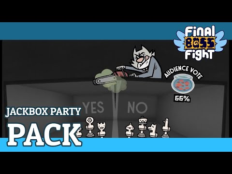 Video thumbnail for Ain't no Party like a JackBox Party! – Part 2 – Final Boss Fight Live