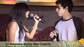 Miss Celebrity 2011 telah dimulai