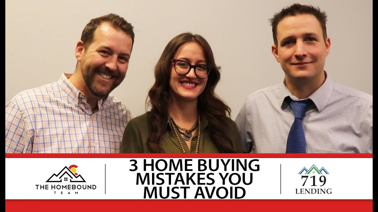 3 Things to Never Do When Buying a Home