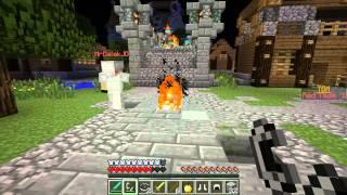 Minecraft Castle Siege #2 with Vikkstar123