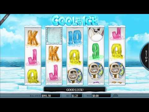 Cool as Ice™ slot game by Genesis Gaming | Gameplay video by Slotozilla