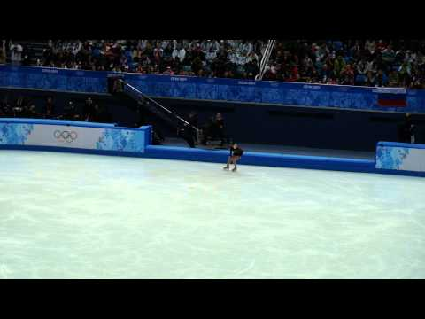 [Fan cam] Yuna Kim FS Warm-up in Sochi 2014 Winter Olympics
