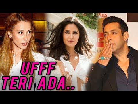 Salman Khan Loses Control Over Katrina Kaif's Hot