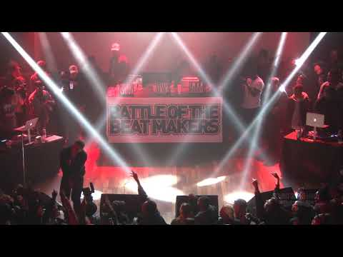 Battle of the Beat Makers 2015 - Part 7 (Boi-1da, Southside & Lil' Bibby)