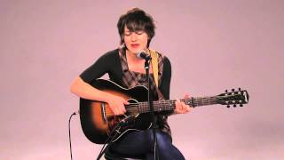 <b>Anais Mitchell</b> Performs Now You Know