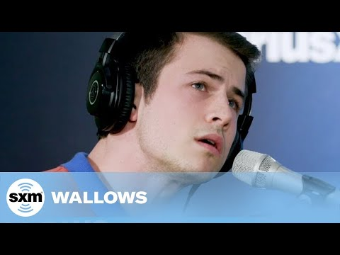 "Wallows perform ""Are You Bored Yet?"" live at SiriusXM Studios"